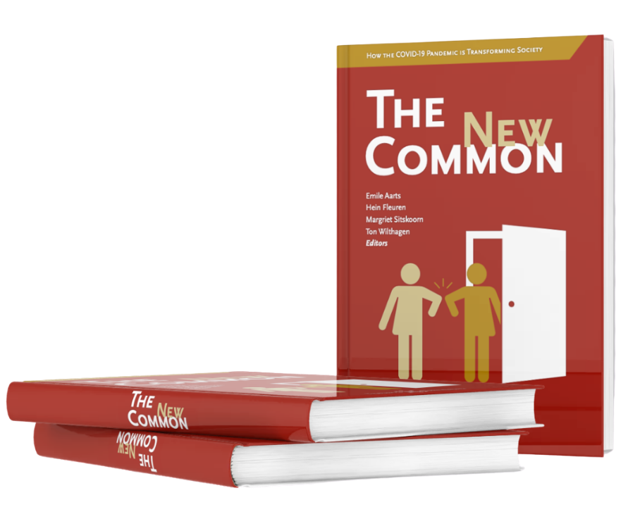 The New Common, How the COVID-19 Pandemic is Transforming Society