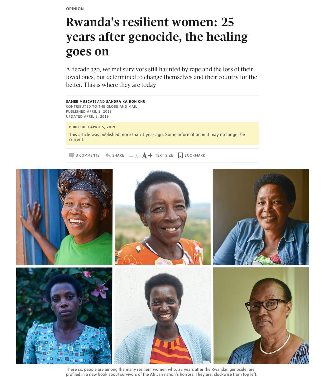 article the Globe