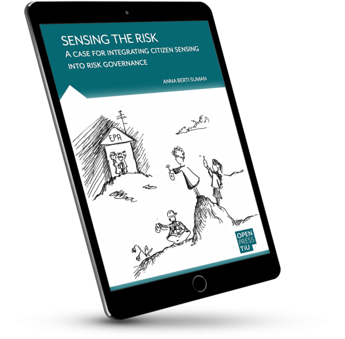 Sensing the risk, ebook