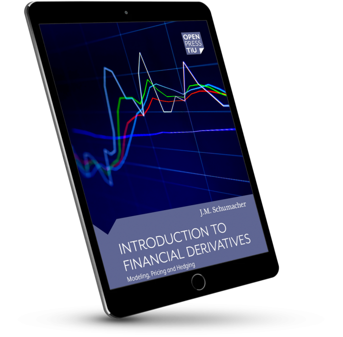 Introduction to financial derivatives, ebook