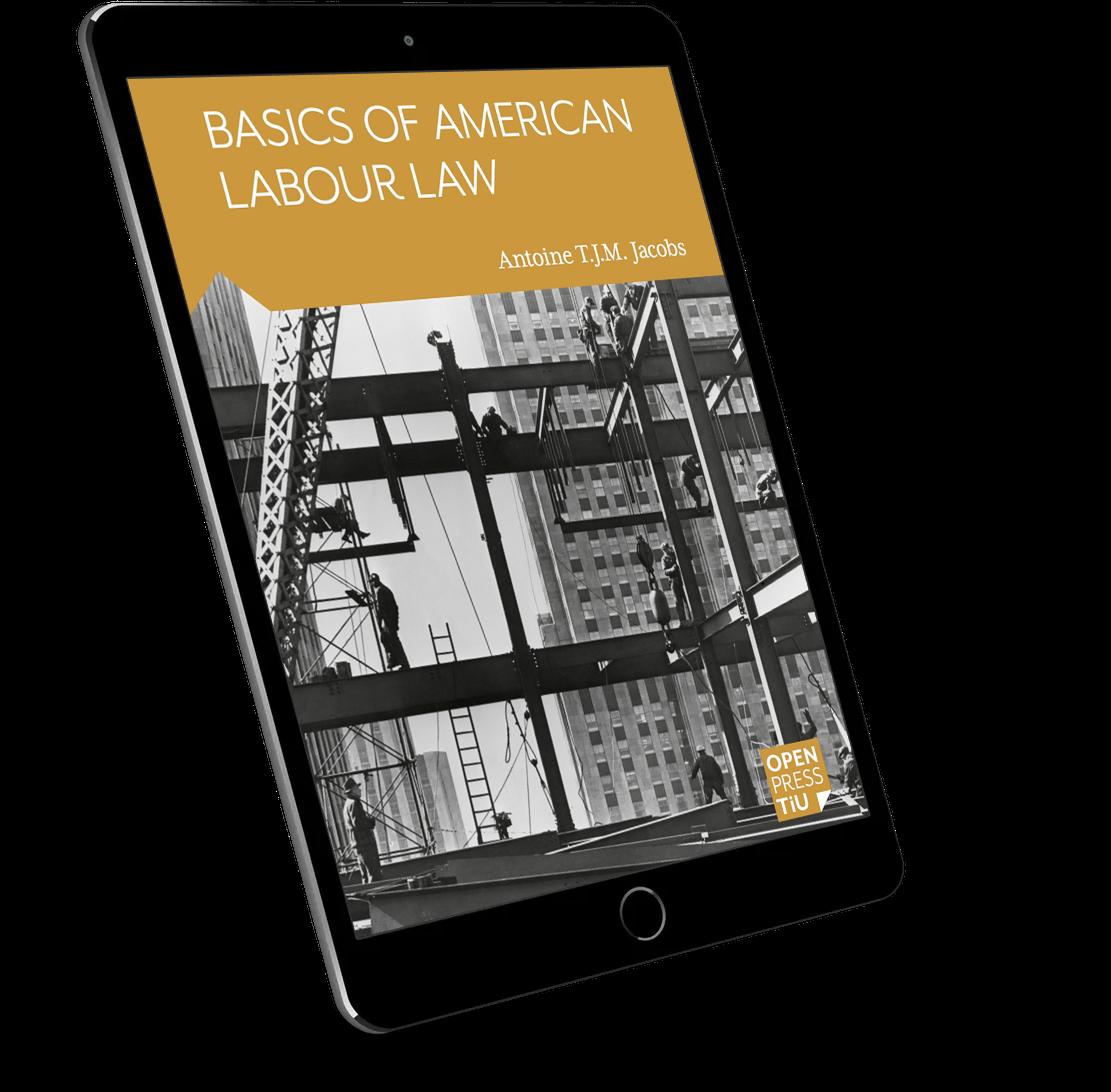 Basics of American labor law, ebook