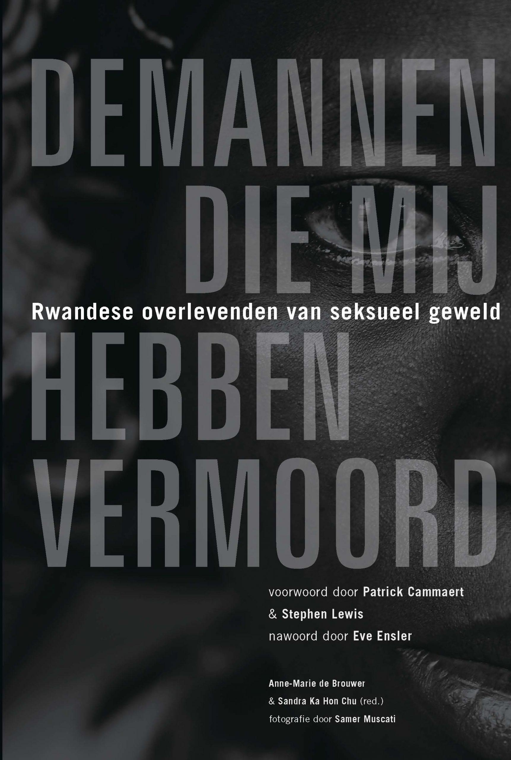 De mannen die mij hebben vermoord omslag - NL